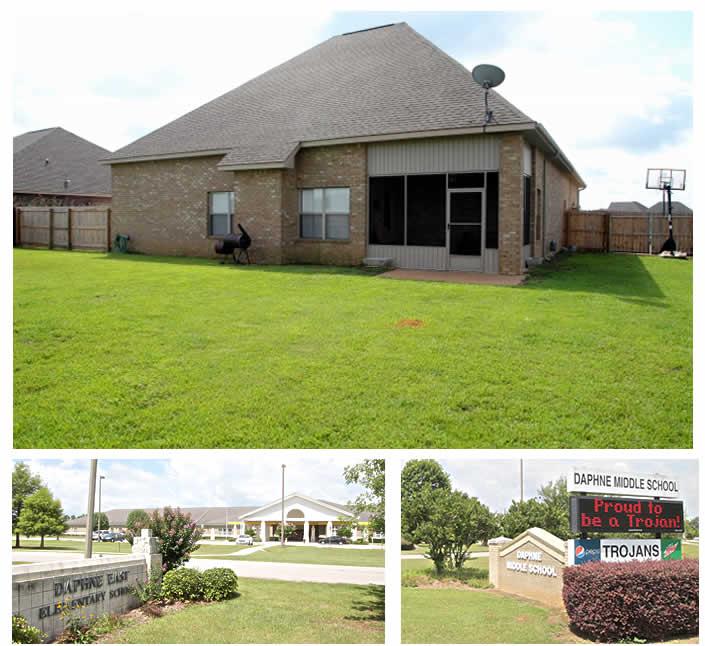 Daphne Alabama: Daphne AL Home For Sale In Austin Park II